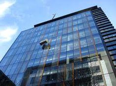 window cleaning Window Cleaner, Skyscraper, Multi Story Building, Windows, Cleaning, Skyscrapers, Home Cleaning, Ramen, Window
