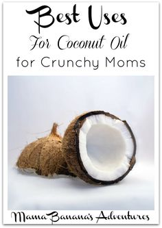 If you're not already using coconut oil for almost everything...you should start! Check out all the ways you can use it—from cooking oil to diaper balm.