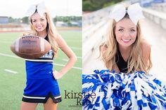 Farrah | Cheer | Lindale High School | Senior Portrait Girl | East Texas Photographer | Photo Session | Cheerleading | Cheer pictures | East Texas Photographer | Kirstie Kay Photography