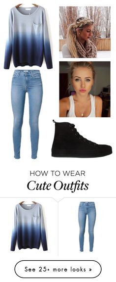 """""""Outfit"""" by jordan-shaw1 on Polyvore featuring Ann Demeulemeester"""