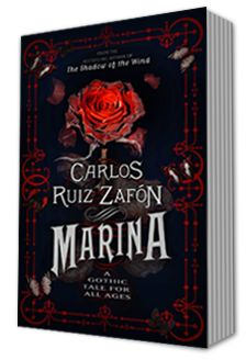 "Read ""Marina"" by Carlos Ruiz Zafon available from Rakuten Kobo. From the bestselling author of The Shadow of the Wind comes the intriguing mystery that started it all. Ya Books, Books To Read, Hispanic Heritage Month, Books For Teens, Teen Books, Page Turner, So Little Time, Bestselling Author, Gothic"