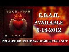 """With E.B.A.H. nearing its release, Tech N9ne takes you on a twisted and complex tour of sound as he hears it with """"Earregular"""". The first official track from the EP, """"Earregular"""" drops in with a hauntingly bizarre soundscape to accompany Tech's ever-evolving flow as he effortlessly toys with words and delivery.    Just as the title suggests, there is nothing regular about this – even for Tech N9ne."""