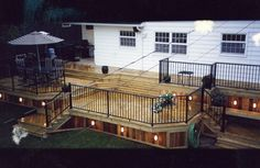 Multi Level patio - Yahoo Image Search Results