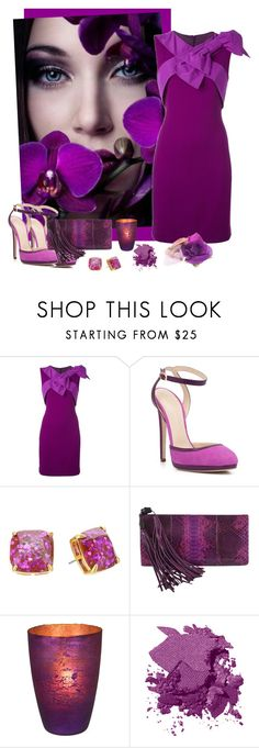 """""""something purple"""" by art-gives-me-life ❤ liked on Polyvore featuring D'Argent, Boutique Moschino, Chloe Gosselin, Kate Spade, Gucci, Reception, Bobbi Brown Cosmetics, Johnny Loves Rosie, contestentry and artofadifferentcolor"""