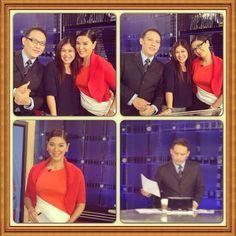 .@nizelly | WEEKEND TVPATROL With @alvinelchico and #pinkywebb #saturday 6-15-13 #instapi... | Webstagram - the best Instagram viewer