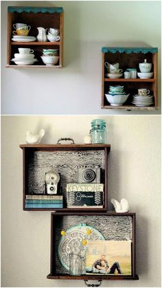 6 Winning New Uses For Old Drawers