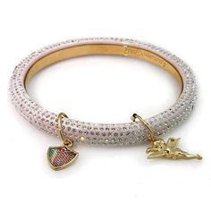 Disney Couture Tinker Bell Bangle - #DisneyCouture