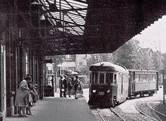 Rotterdam toen en nu, station RTM, Rosestraat