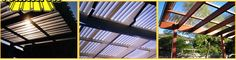 Pamrich Fibreglass and Polycarbonate Roof Sheeting Diy Roofing, Internet Marketing, Blinds, Curtains, Home Decor, Decoration Home, Room Decor, Shades Blinds, Online Marketing
