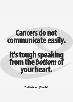 Do not communicate easily. There's an understatement!