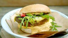 Foto: SVY Munnar, Frisk, Mozzarella, Hamburger, Chili, Grilling, Ketchup, Beef, Vegan