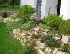 Home & Garden Services, Rafz . Winterthur, Gardening Services, Home And Garden, Plants, Trench, Rockery Garden, Garden Planning, Planting, Plant