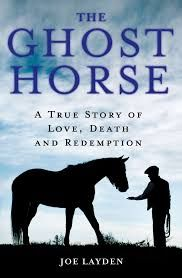 The Ghost Horse by Joe Layden.... My non-fiction book for the summer!!!