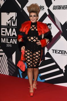 The Best and Worst-Dressed Celebrities at the 2015 MTV EMAs