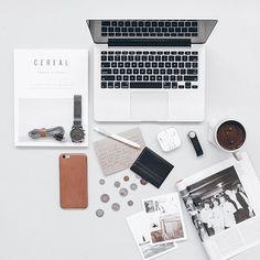 Alex Setiawan - An essential aspect of creativity is not being afraid to fail - unknown #flatlays #essentials