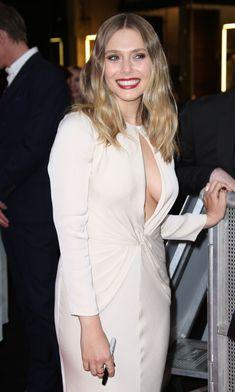 ELIZABETH OLSEN at 'Captain America: Civil War' Premiere in London 04/26/2016 - HawtCelebs - HawtCelebs