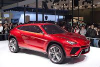 Lamborghini Urus Concept– The SUV super athlete