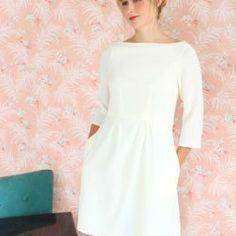 best winter dress pattern (if it was made in black)