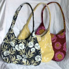 Love this purse from the rebekah lambert phoebe bag tutorial! Easy to make and so many possibilities!