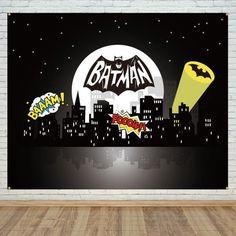 Birthday backdrop,batman Backdrop,superhero backdrop,Superhero Birthday,Superhero Banner,Photo Booth,photobooth backdrop,custom backdrop