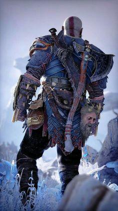 God of war xbox serisi x - Mi Hermoso Mundo Kratos God Of War, Wallpapers En Hd, Best Gaming Wallpapers, Deadpool Wallpaper, Marvel Wallpaper, God Of War Series, Outdoor Fotografie, Culture Art, Black Panther Marvel