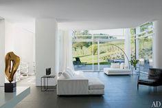 Home Decor Ideas - Minimalist Living Inspiration Photos | Architectural Digest