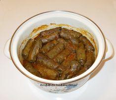 Sarmale fierte in vin - Bunătăți din bucătăria Gicuței Beans, Food And Drink, Vegetables, Ethnic Recipes, Vegetable Recipes, Beans Recipes, Veggies