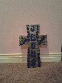Men of The Bible Cross by AllAboutJesusDesigns on Etsy, $45.00