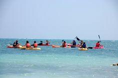 Kayak in #Cancun