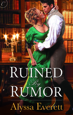 REVIEW by Ginny: Ruined by Rumor by Alyssa Everett – Released May 21, 2012 (@Alyssa_Everett , @puretextuality )