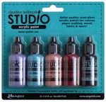 Claudine Hellmuth Studio Acrylic Paint Kit, Contemporary