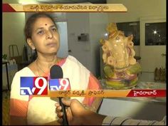 Use eco friendly Ganesh idols to save nature