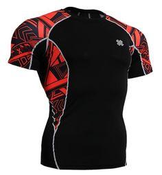 Fixgear Compression Running base layer Shirt Short sleeve $27.99