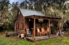 Smaller Spooky Florida Cabin