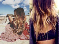 La Borsa di Martina: S.O.S capelli, come proteggerli in estate in 5 mos...