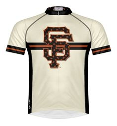 San Francisco Giants Cycling Jersey!