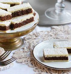 Diós-kakaós süti