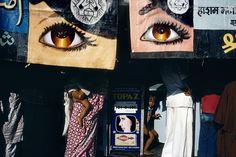 Bombay, India, 1981.