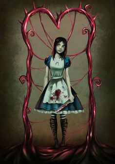 alice madness returns by ~kaariXD on deviantART