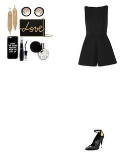 """""""Untitled #310"""" by lexiepooh2736 on Polyvore featuring Alexander McQueen, Tom Ford, Capwell + Co, Miu Miu, Lanvin, Casetify and Lancôme"""