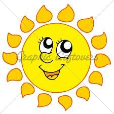 YAY Images - Cartoon smiling Sun by clairev Cartoon Sun, Boy Girl Twins, Preschool Printables, Summer Bucket Lists, Royalty Free Images, Tweety, Adobe Illustrator, Winnie The Pooh, Sun
