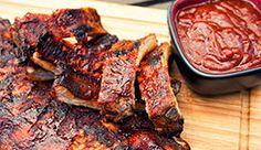 Texas-Style Pork Ribs