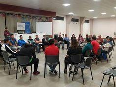 Presentaron Plan Provincial para instituciones deportivas en Colonia Barón