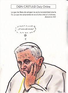 Don Cástulo: Reflexiones para después del Papado (La duda)