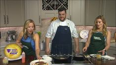 Chef Joel Smith from Tupelo Honey cooks a fresh take on salmon during Today in Nashville airing weekdays at on WSMV-TV Tupelo Honey, On Today, Nashville, Salmon, Cooking, Cuisine, Kitchen, Atlantic Salmon, Brewing