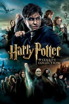 The amazing 8 Film set on Harry Potter (Daniel Radcliffe) and the battle of the magical arts! Harry Potter Poster, Harry Potter World, Images Harry Potter, Harry Potter Artwork, Mundo Harry Potter, Harry Potter Wizard, Harry Potter Tumblr, Harry Potter Cast, Harry Potter Wallpaper