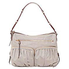 - MZ Wallace Handbags Olivia Handbag - Orange