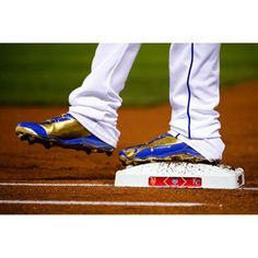 Shoe game on point  | royals.com