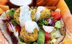 20 Ultimately Mouthwatering Falafel Recipes