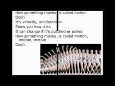 Mr. Parr's Motion Song